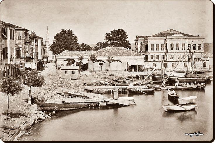 Sarıyer / Büyükdere - 1870'ler