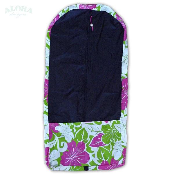 Aloha Designs: Hawaiian print garment bags