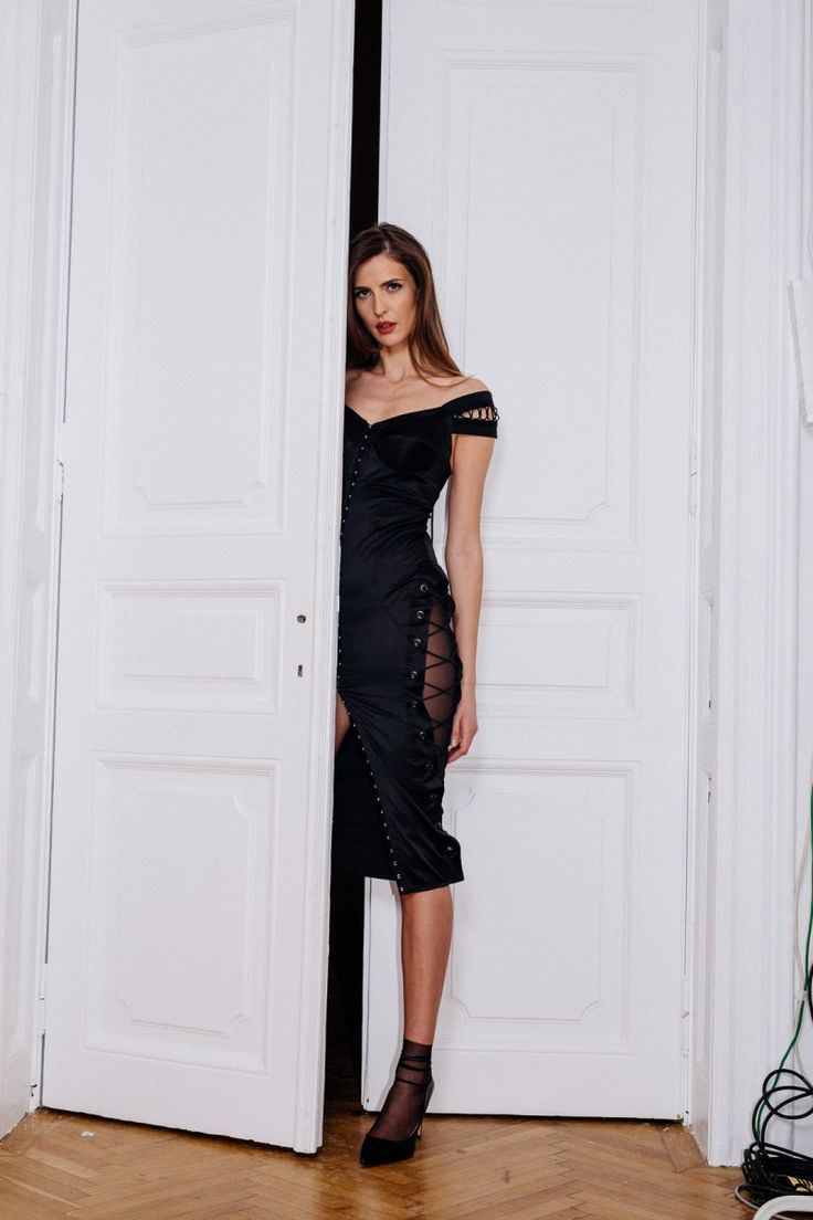 Blackcherry Dress | Murmur Store
