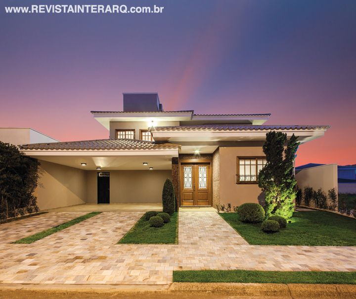 Rosamaria G Frangini | Architecture Houses | Traditional Brazilian Home