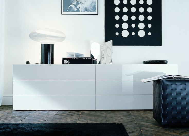 Jesse Nap Double Chest of Drawers, for 4 drawer