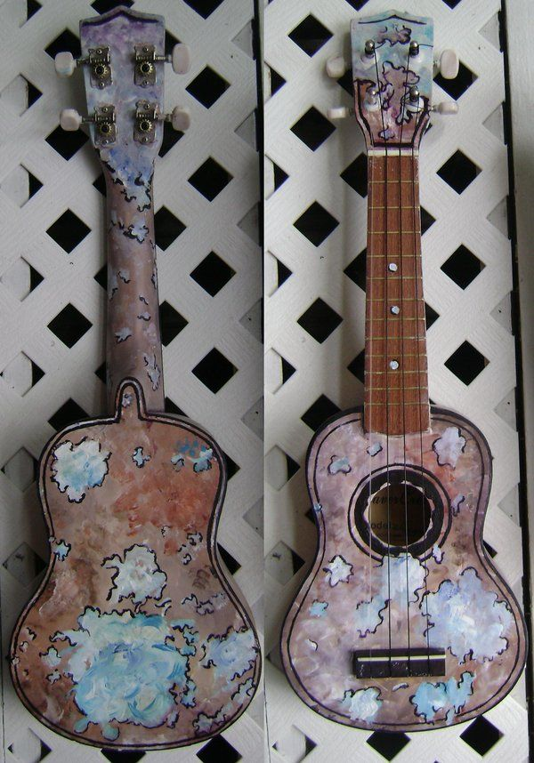 #ukulele by ~withit on #deviantART