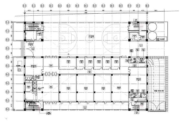 NTFSH Gymnasium / QLAB