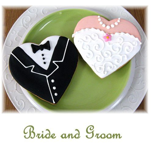 51 Best Cut Out Cookies Wedding Anniversary Engagement