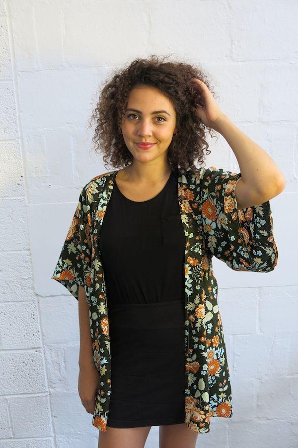 DIY Kimono: La guía sewists perezoso para el arte de la distracción - A Mano Londres