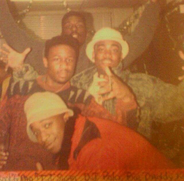 Big Daddy Kane, Kool G Rap, DJ Polo, TJ Swan