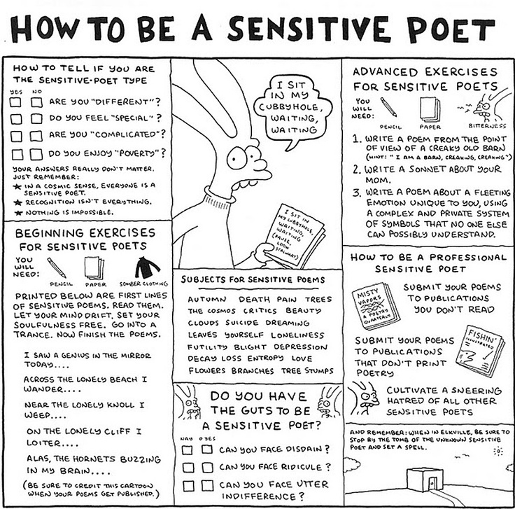 poetry unit high school pdf