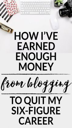 BLOGGERS, this is important! Learn how to make money blogging. After blogging 2 years, this blogger was able to quit her job as a private practice attorney to blog full-time! She shares detailed earning and page views info.