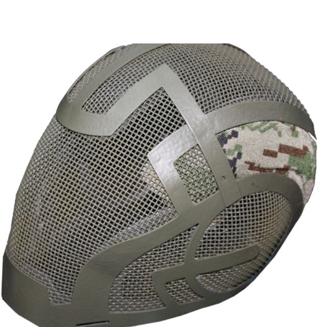 New full protection airsoft face mask