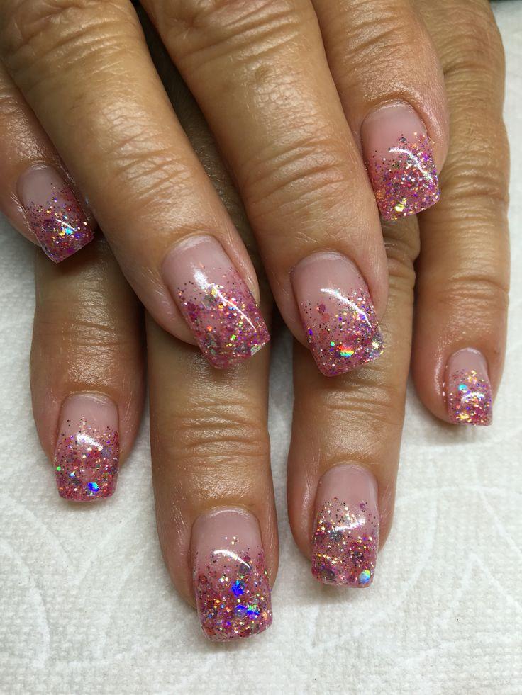 Gel nails  By Melissa Fox