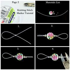 How to Make Stitch Markers                                                                                                                                                     More