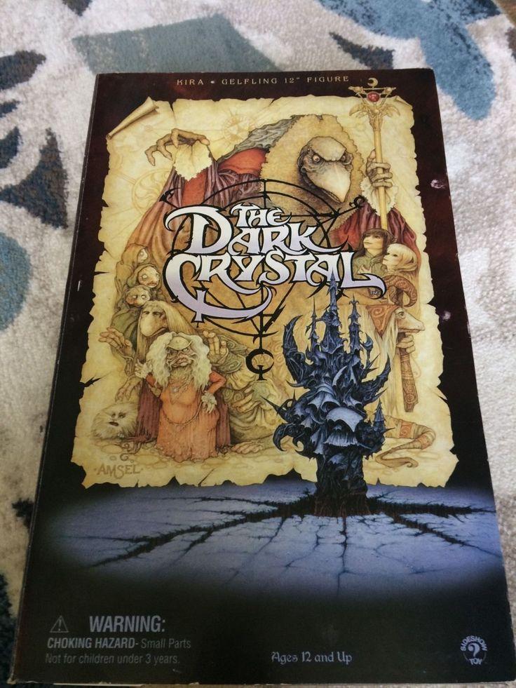 The Dark Crystal Kira 12 Doll Figure Sideshow Toys NIB New