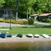 Ahmic Lake Resort, Ahmic Harbour.  Georgian Bay Country