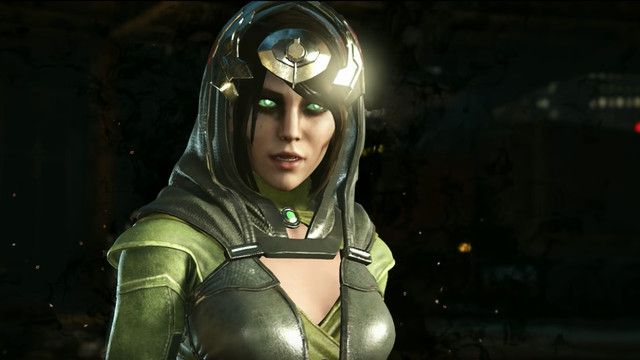 Injustice 2 Roster Adds Enchantress Next Week Youtube Last Game