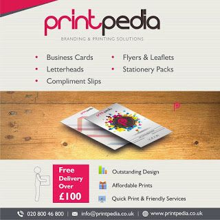 Letterheads Printing UK: Design and Printing Solution in London - PrintPedi...