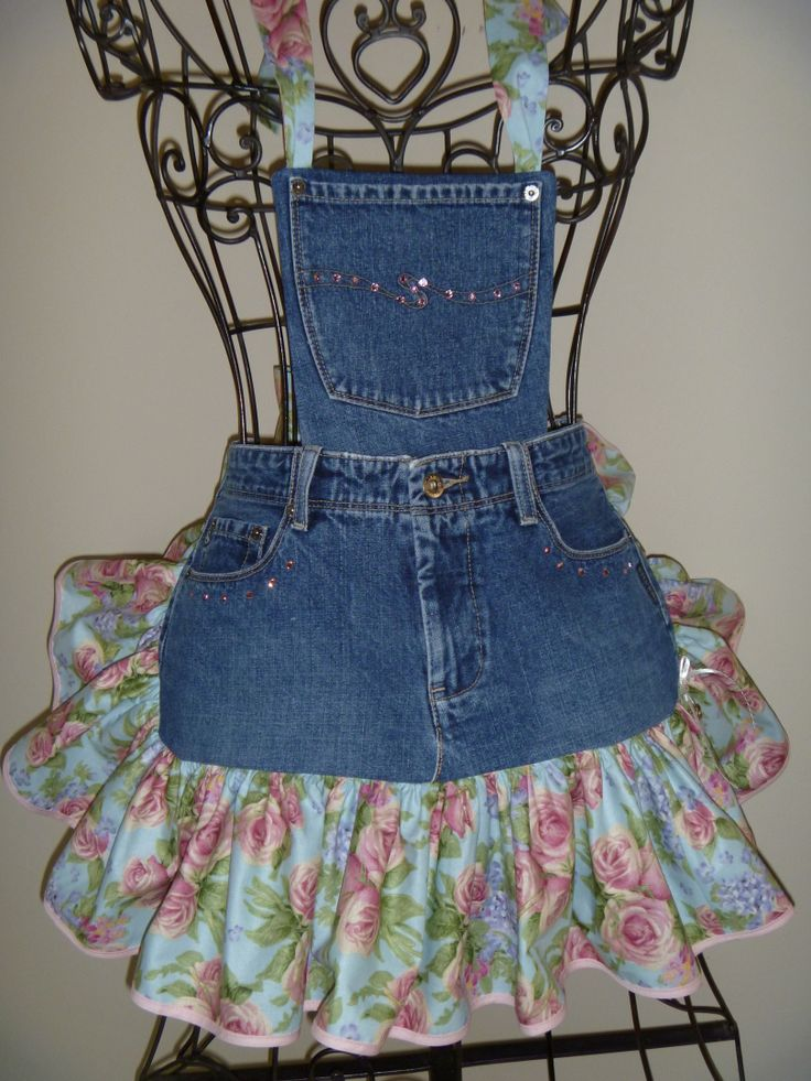 The Much Needed Little Springtime Apron Www