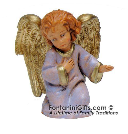 5 Inch Scale Shiloh Little Angel by Fontanini