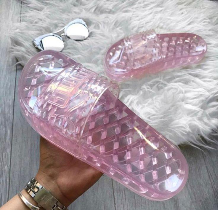 Fenty Puma Jelly Slide Pink 0