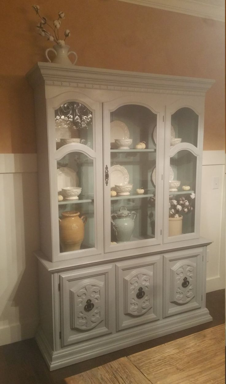 65 best China cabinet images on Pinterest | China cabinets, China ...