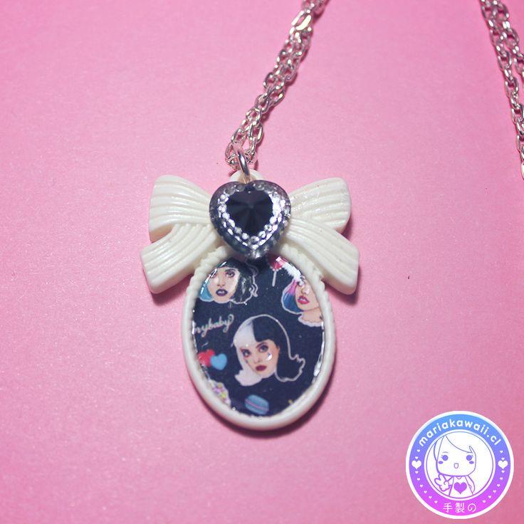 María Kawaii Store - Melanie Martinez Crybaby Necklace