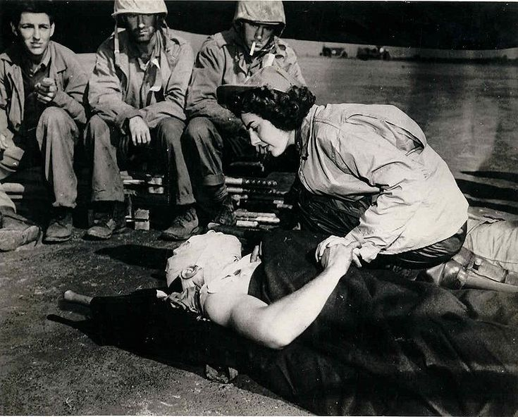 """""""Flight nurse Jane Kendeigh caring for wounded soldier on Iwo Jima--1945"""": Wounded Soldiers, Wwii, History Ww2, Iwo Jima 1945, Flight Nursing, Wounded Marines, Nur Jane, Kendeigh Care, Us Navy"""