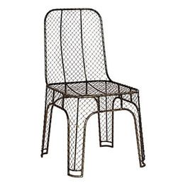 chicken wire chairChicken Wire, Wire Chairs