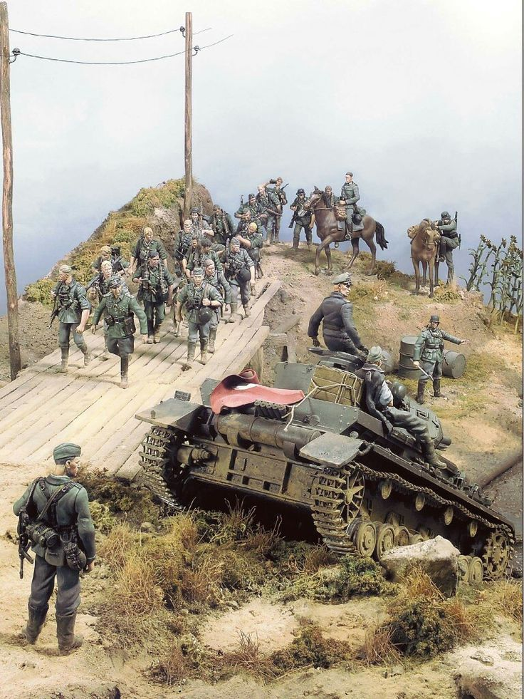 Barbarossa 1941 by Andrea Miniatures
