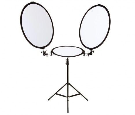 Seamless Tri Reflector Kit