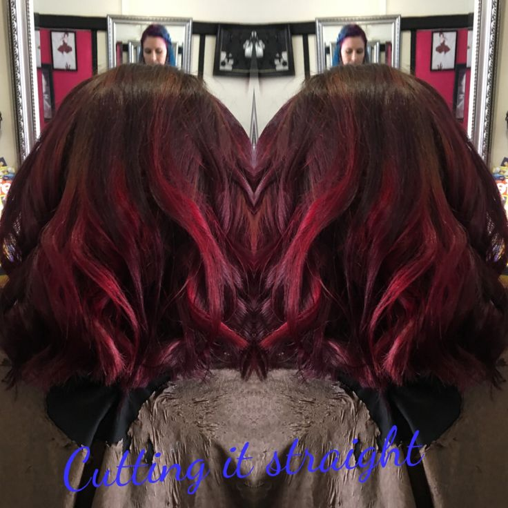 Joico intensity red