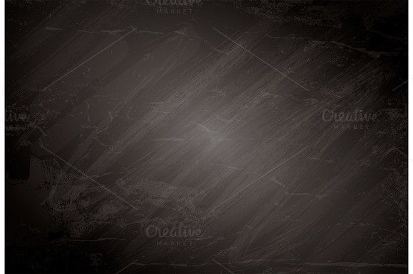 Black chalkboard background. Billboard Templates. $3.00