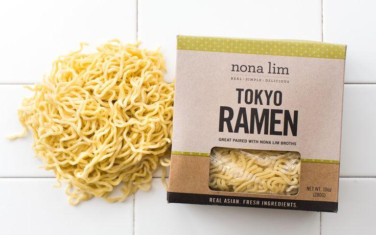 Nona Lim Tokyo Ramen x 2