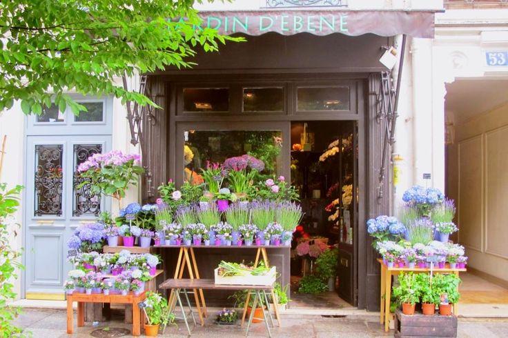 51 rue Censier, Paris  (near rue Moufftarde)Colors Combos, Stores Front, Dreams Flower, Flower Shops, Paris Flower, Shops Ideas, Wedding Flower, Floral Shoppe, Shops Front