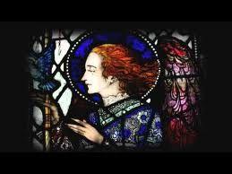 windows honan chapel by Harry Clarke