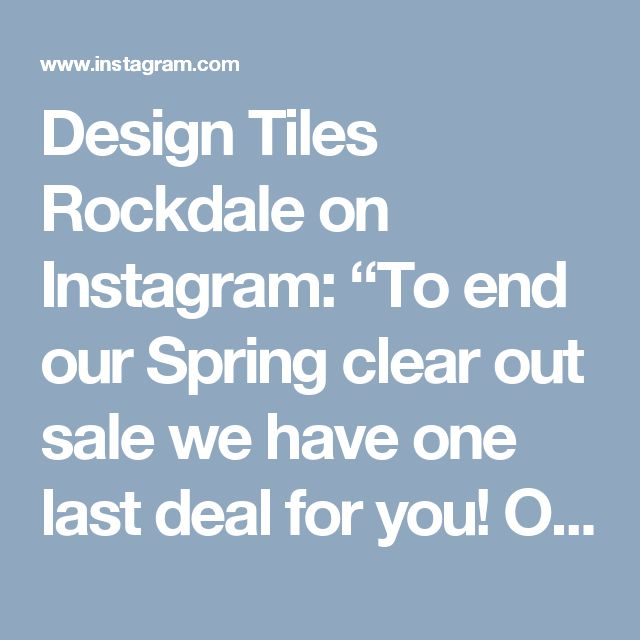 """Design Tiles Rockdale on Instagram: """"To end our Spring clear out sale we have one last deal for you! Our diamond marble mosaic tile which is normally priced at $39 a sheet, is now only $18 a sheet! We have a very limited amount and once it's gone it's gone! To get in quick and score yourself a bargain on a very on trend tile email emily@designtiles.com.au now!! #designtilesrockdale #marblemosaic #diamonmosaic #tiles #special #buy #cheap #buynow"""""""