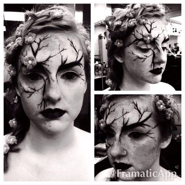 Geisha inspired by Amanda