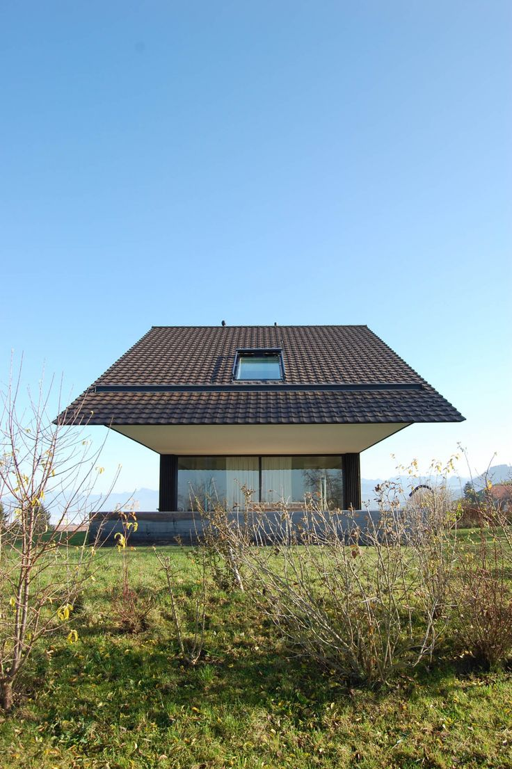 Haus Stollen | Schönenberg am Hirzel, Switzerland | Morger Dettli Architekten