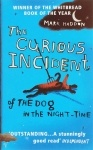 The Curious Incident of the Dog in the Night-Time is a murder mystery novel like no other.