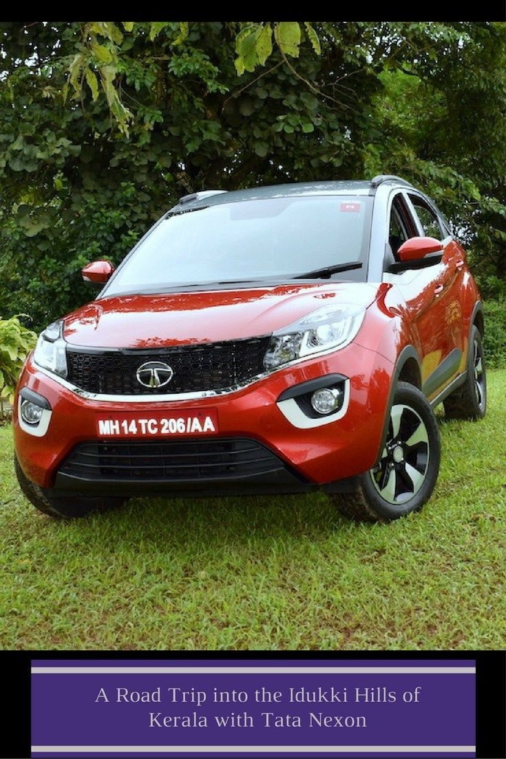 First hand behind the wheel experience of tata nexon