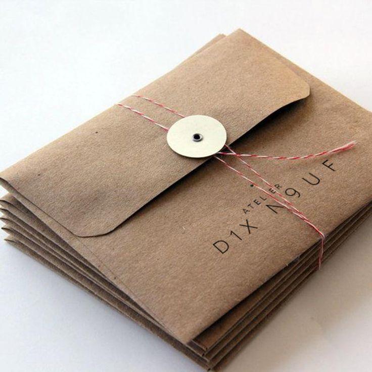 25 pinterest envelopes - Amar atelier ...