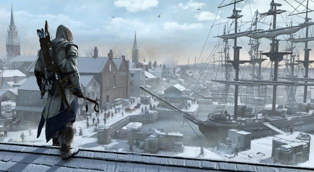 Assassin's Creed III Video Game