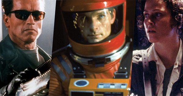 Playlist Top 100 SF Films