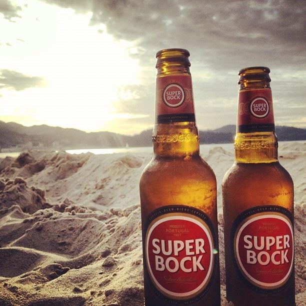 Superbock - Portuguese beer