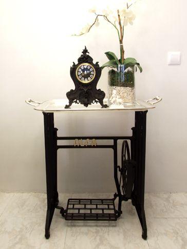 Sewing Machine Stand | Oddity-London Shop