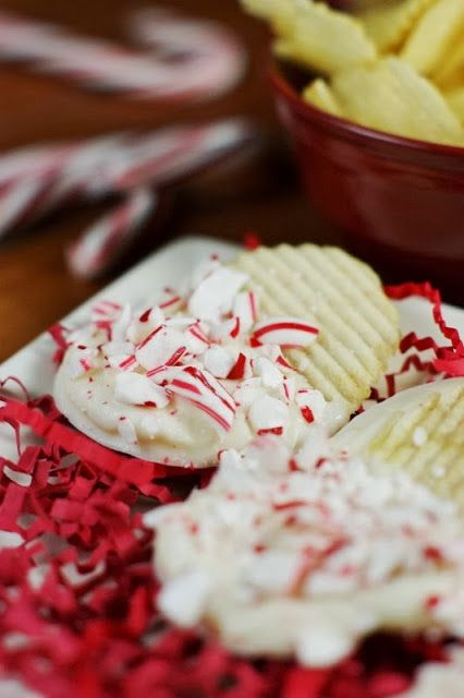 ... perfect quick-&-easy last-minute Christmas treat! www