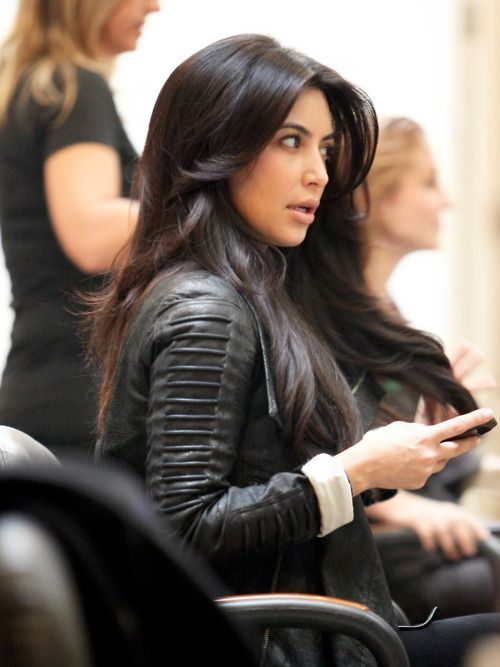 100 Best Kim Kardashian Hairstyles Collection