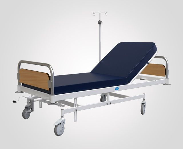 Ward Care Bed Hospital Bed Bed Furniture
