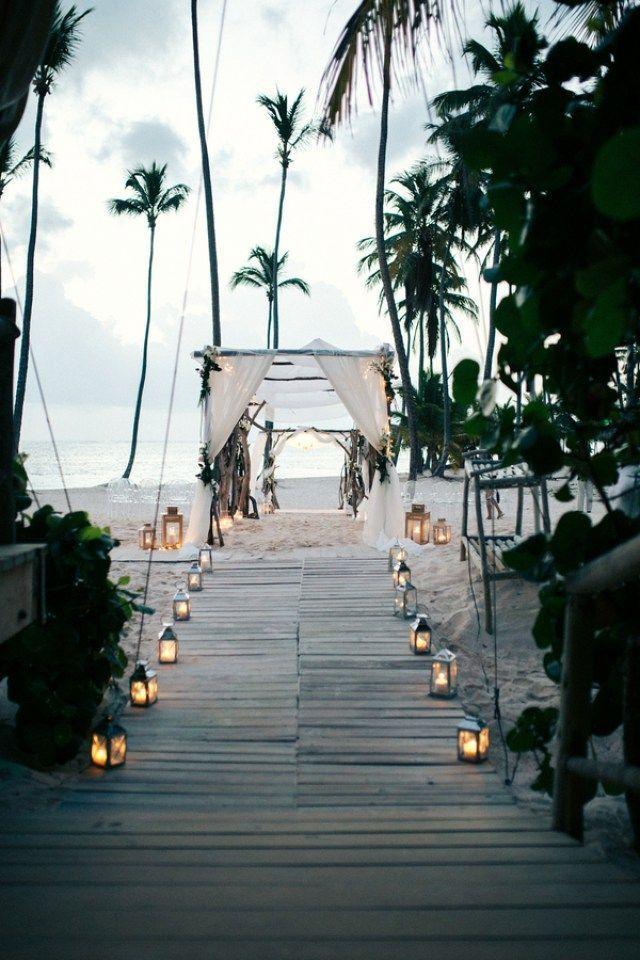 fairytale destination wedding in punta cana, dominican republic