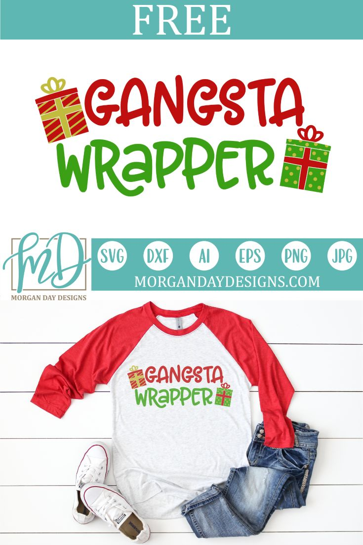 Gangsta Wrapper SVG Gangsta wrapper, Svg, Wrapper