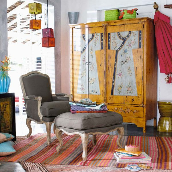decorar con muebles