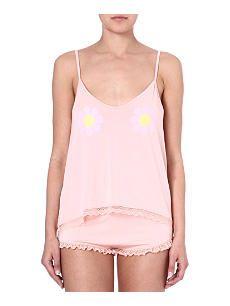 WILDFOX Flower Girl pyjama set